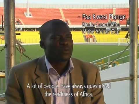 football in Ghana / docu BLACK STARS