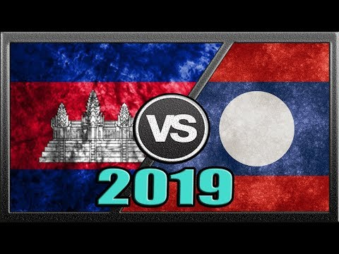 Cambodia VS Laos - Military Power Comparison 2019