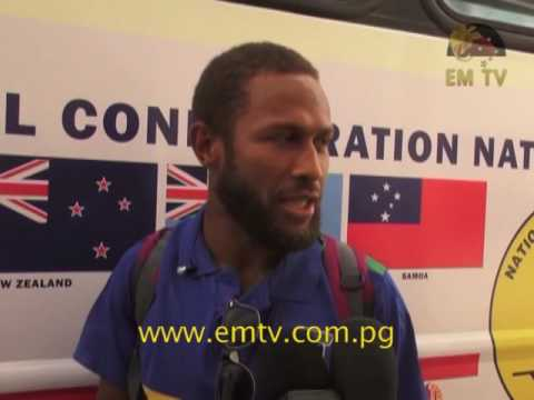 Solomon Islands National Football Team Arrived Today