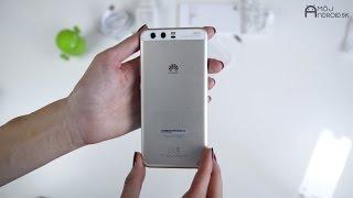 Huawei P10 - Unboxing a špecifikácie