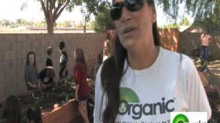 Organic Gardening With Schools And Senior Centers California
