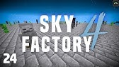 SkyFactory 4 Ep  26 NuclearCraft Fission Reactor - YouTube