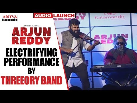 Electrifying Performance by Threeory Band...