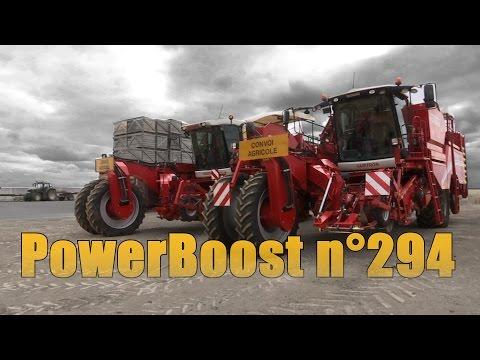 Une ferme vraiment exceptionnelle ! PowerBoost N°294 ( 10/07/2015 )