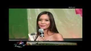 Newsline City Talk - Ms. Or. Mindoro 2012  Candidates