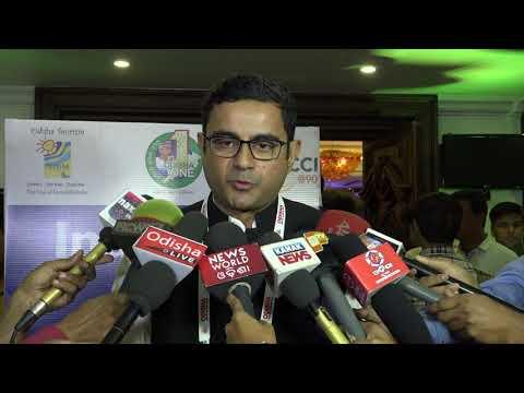 Subhrakant Panda, Chairman, FICCI, Odisha State Council On Odisha Travel Bazaar 2017 - Interview