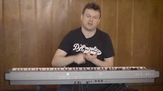 Dexibell VIVO S7 z Tomaszem Stroynowskim (odcinek 2)