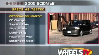 2005 Scion xB Test Drive