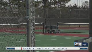 Kossover Tennis Complex undergoing $77,000 dollar renovation