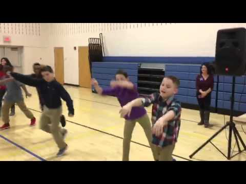 Dance Battle At 6th Grade Dance