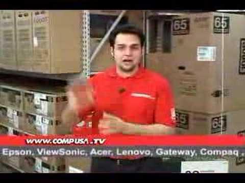 CompUSA TV Commercial (04-08)