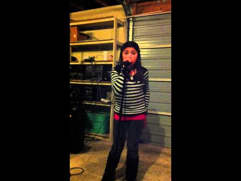 LADY GAGA YOU AND I COVER BY KAYLISE IRIZARRY