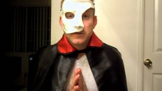HPV Testing for Men as explained by the Phantom of the Opera   Is there HPV testing for men?