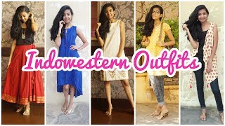 Indowestern lookbook   For festival, college and party   StyleitwithSushi