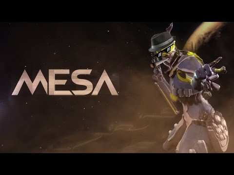 How to kill all around use Mesa's PeaceMaker Feat.MLG