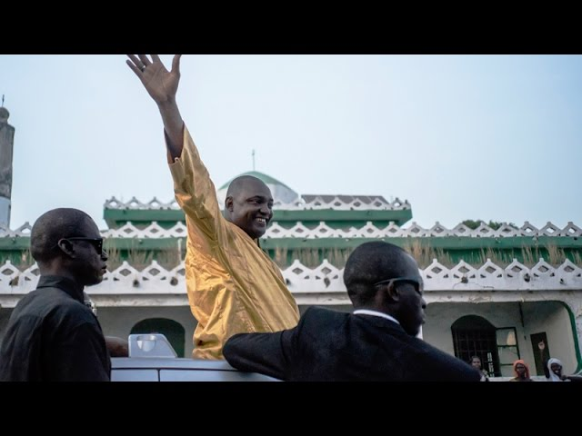 Gambia's Contentious Presidential Election