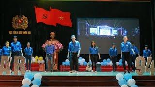 Tiến lên Việt Nam ơi Flashmob
