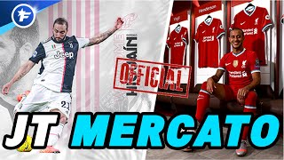 OFFICIEL : Thiago Alcantara signe à Liverpool, Higuain file à l'Inter Miami | Journal du Mercato