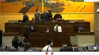Plenaria Cámara De Representantes: Proyectos de Ley 10/06/2021