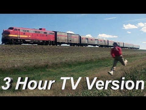 Super Speed. Clark Kent vs Train   Superman