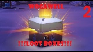 OVERWATCH Loot Box Opening PART 2