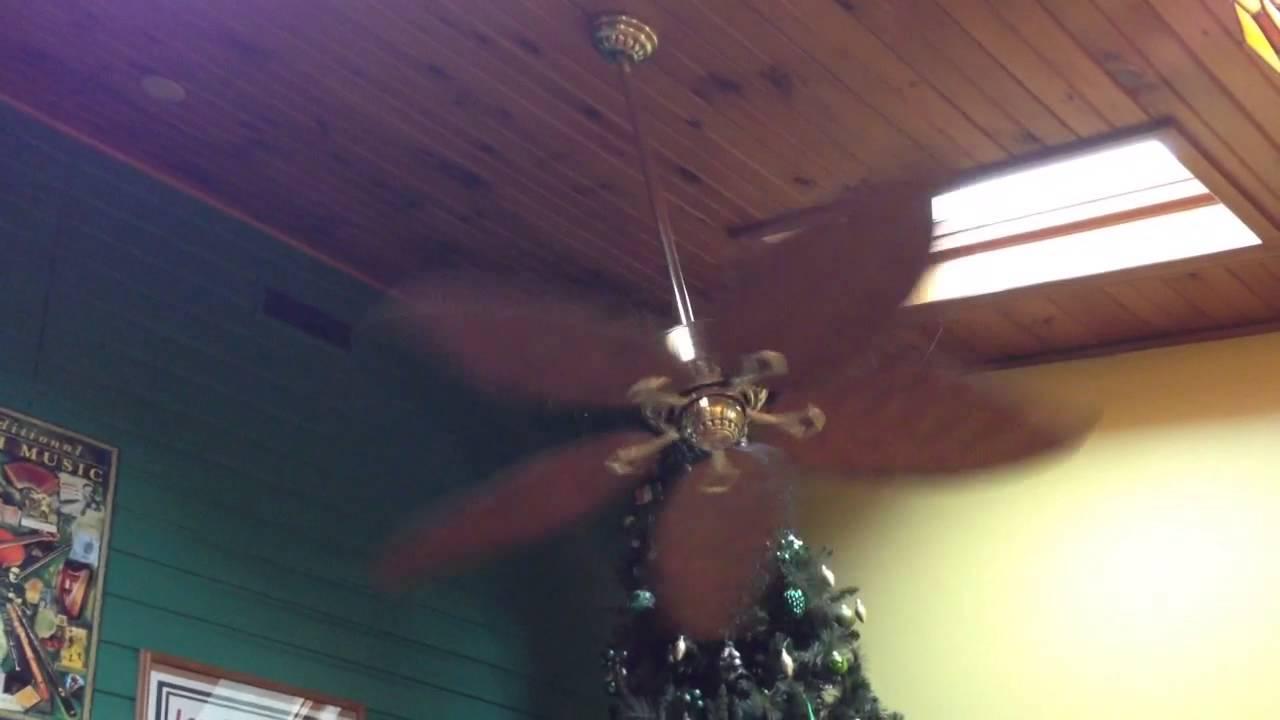 Hampton Bay Antigua Ceiling Fans Youtube