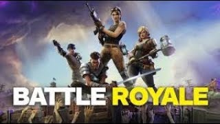 FORTNITE NEW BATTLE ROYALE MODE THIS GAME IS AWESOME