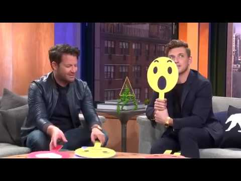 Nate Berkus and Jeremiah Brent interview