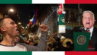 Gringos celebran el Grito en la CDMX  Fiestas Patrias 2021