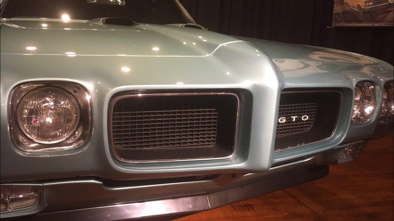 Pontiac Car Museum Pontiac Illinois - YouTube