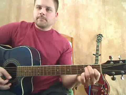 Easy Guitar Chord - Esus4 chord - YouTube