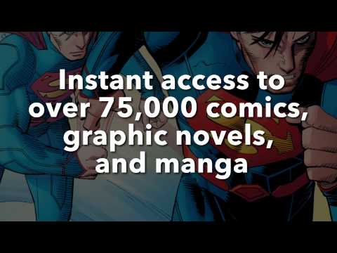 comiXology Google App Video