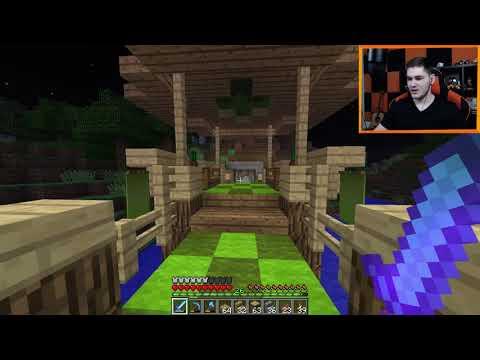"""Minecraft #294 –  """"Kolorowy korytarz!"""""""