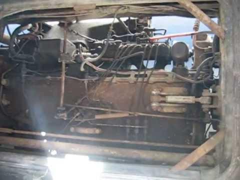 Leyland Bus motor sound