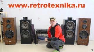 Какая акустика лучше? Тест - Электроника 150АС-001 VS Кливер 200АС-010