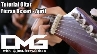 Tutorial Gitar Fiersa Besari - April | Petikan