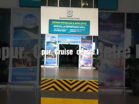 Kuala  lumpur  Cruise  centre  Port  Klang