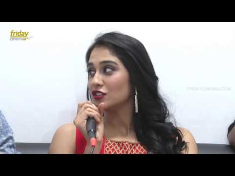 """Regina Cassandra  is more a friend zoned person""""- says sundeep with a pun within - Maanagaram"""