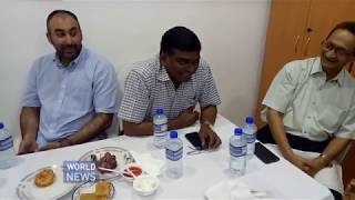 Sri Lanka Ahmadi Muslims host interfaith dinner