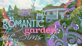 ✩ Большой, романтический парк в Симс 4 ✩ Строительство в The Sims 4 ✩ Симс 4 ✩
