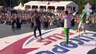 Alex Gaudino Europa Plus LIVE 2012 OFFICIAL VIDEO