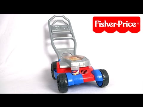 Bubble Mower From Fisher-Price