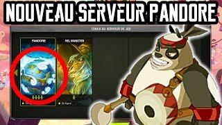 [Dofus] Nouveau Serveur Fusionné Pandore + Mériana Après Fusion !