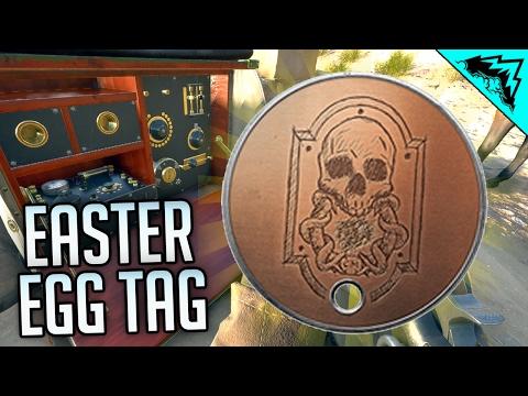 EASTER EGG DOG TAG WALKTHROUGH - Battlefield 1 Headphones, Mcom, & Symbol Solving
