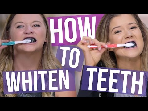Thumbnail: 4 DIY Teeth Whitening Tricks (Using Household Products) (Beauty Break )