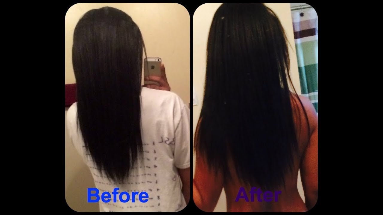 inch of hair growth in a week?? Inversion Method For Hair Growth ...