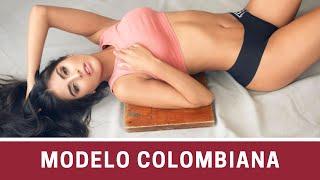 Linda modelo Colombiana Jeimmy Garzon