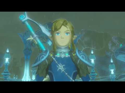 The Legend of Zelda: Breath of the Wild   Ruta, Bestia del Agua