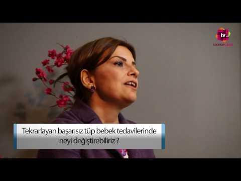 Tekrarlayan Başarısız Tüp Bebek Tedavilerinde Neyi Değiştirebiliriz - Dr Ebru Alper