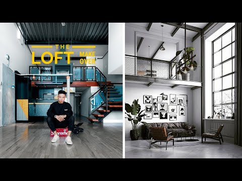 I Bought a Studio Loft Condo // Makeover Series & Empty Tour